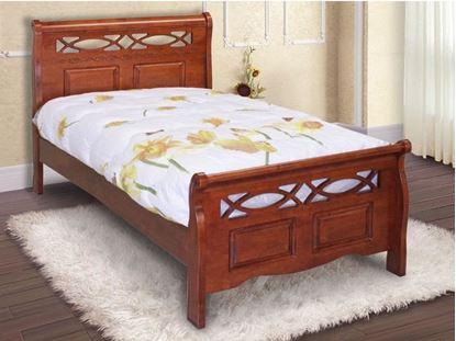 Изображение Кровать 0.9-966-wsr-bw