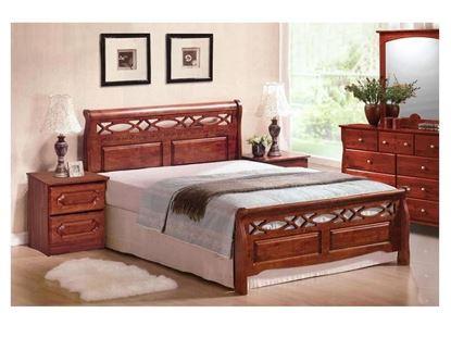 Изображение Кровать 1.4-966-wsr-bw