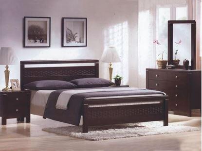 Изображение Кровать 6-REDANG-WSR-BW-KD
