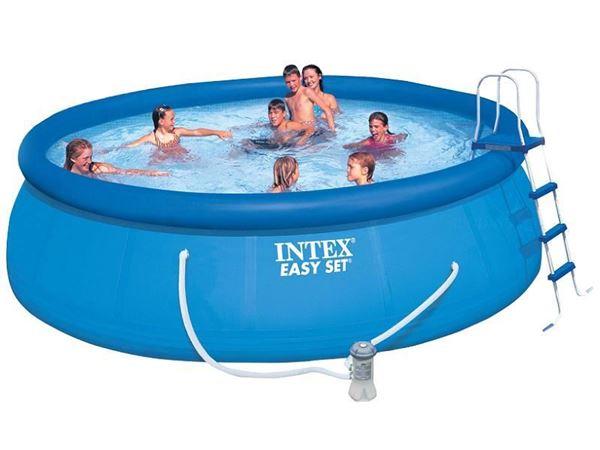 Изображение Бассейн Intex Easy Set 457x122