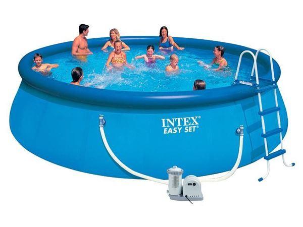 Изображение Бассейн Intex Easy Set 549x122