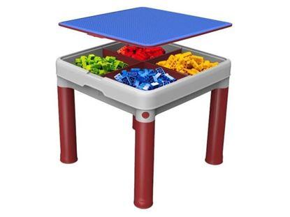 Изображение Стол Keter Construction Lego Table