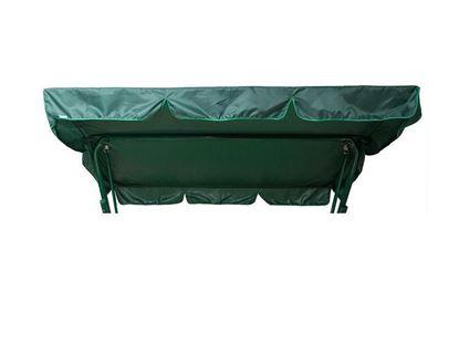 Изображение Тент крыша для качелей Родео (зеленый)