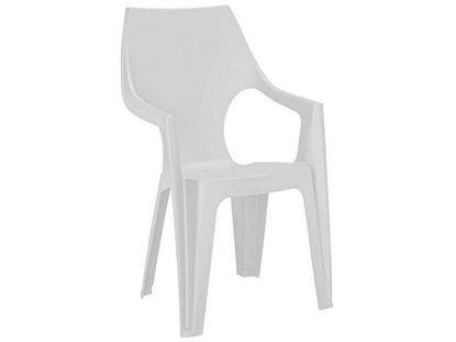 Изображение Пластиковый стул Dante Low Back