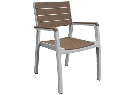 Изображение Пластиковый стул HARMONY ARMCHAIR (ГАРМОНИЯ)