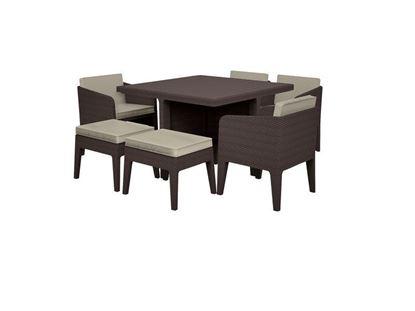 Набор мебели Columbia dining set 7