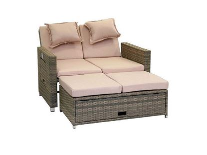 Уличный диван-кровать BAHIA 3 в 1