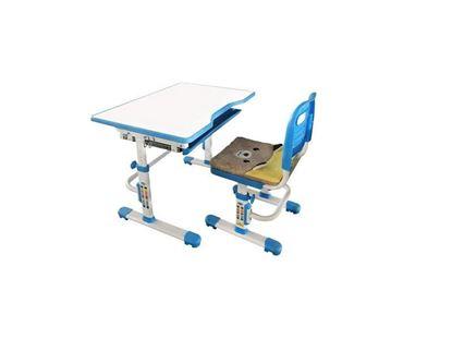 Комплект растущая парта и стул RIFFORMA SET-10